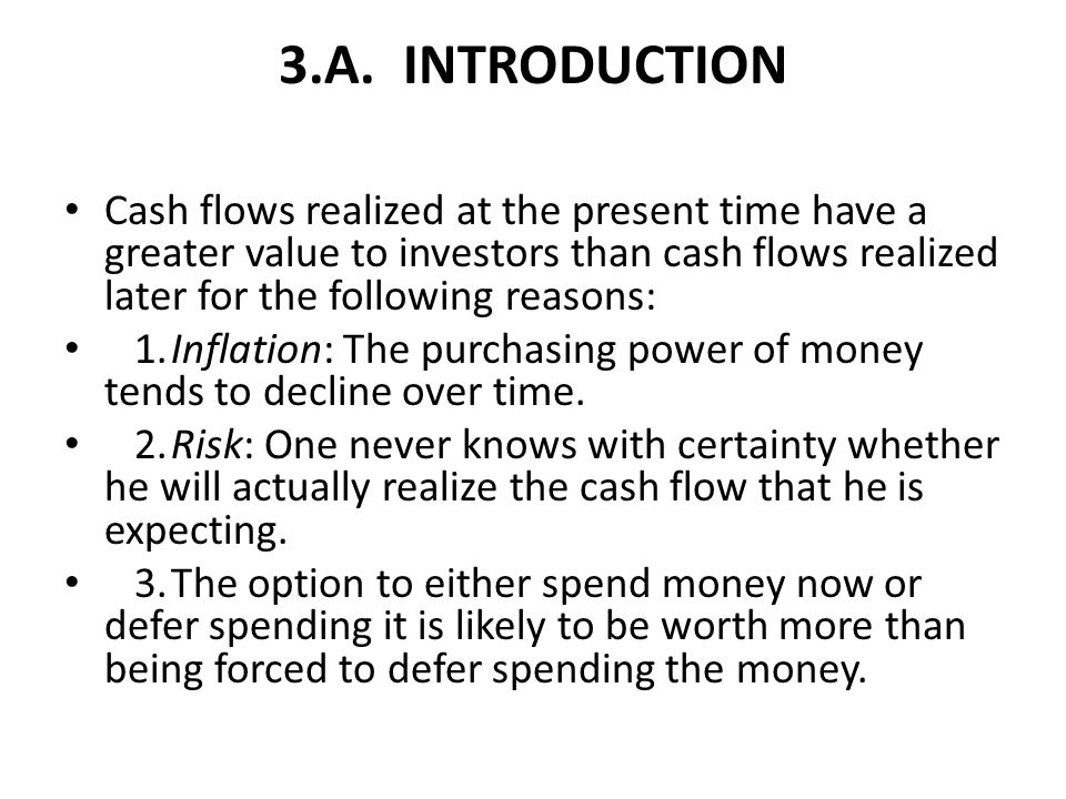 3.A. INTRODUCTION