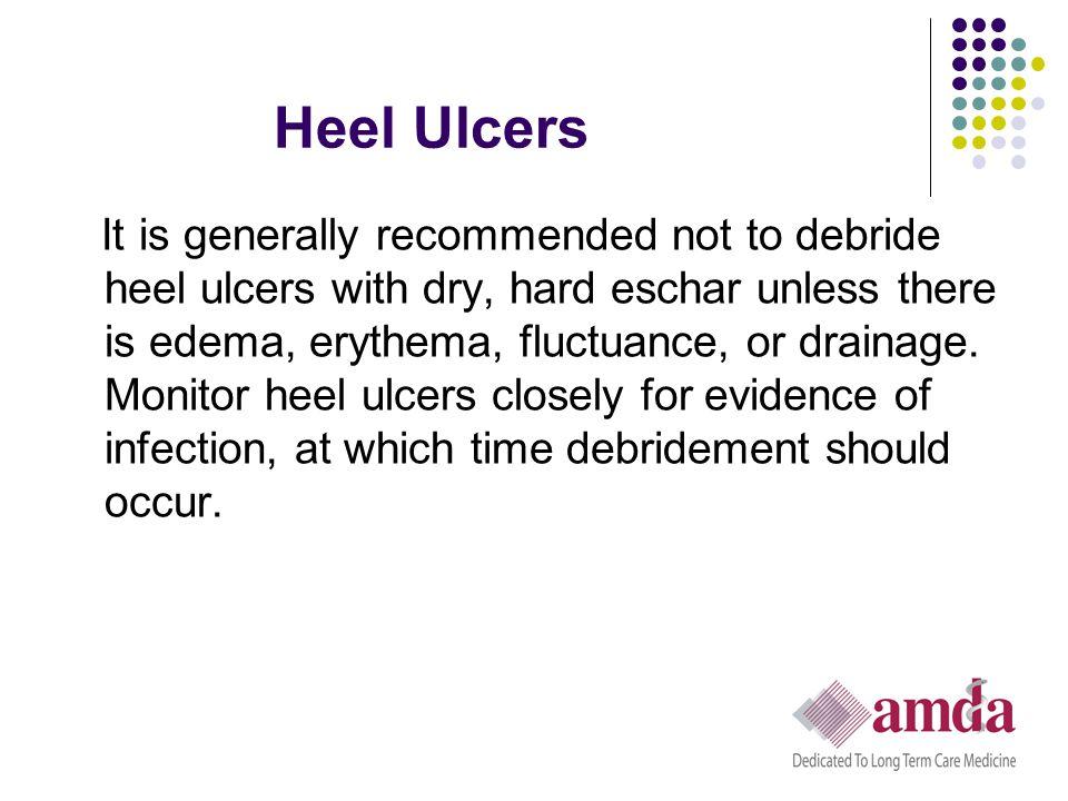 Heel Ulcers