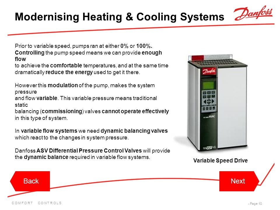 Modernising Heating & Cooling Systems