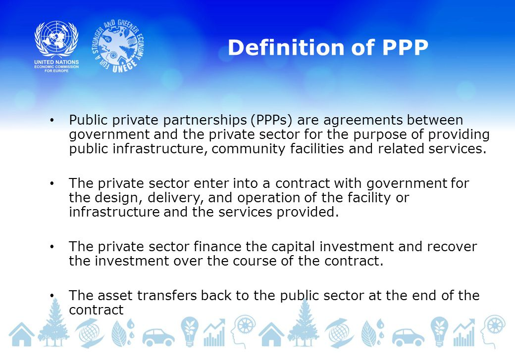 Definition of PPP