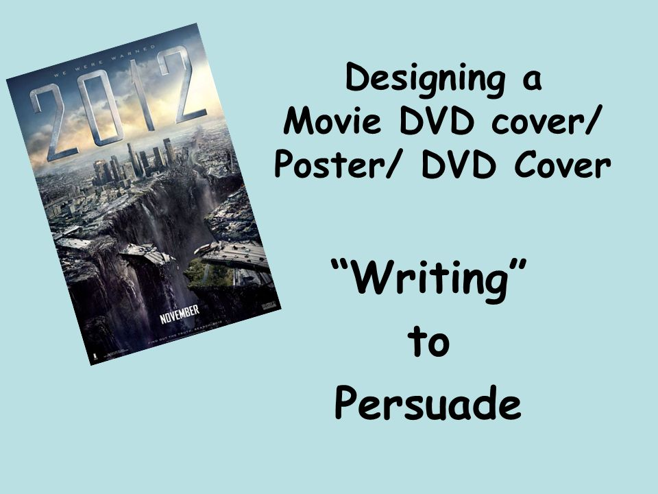 Designing a Movie DVD cover/ Poster/ DVD Cover