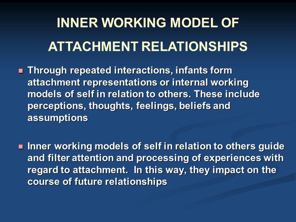 ATTACHMENT RELATIONSHIPS
