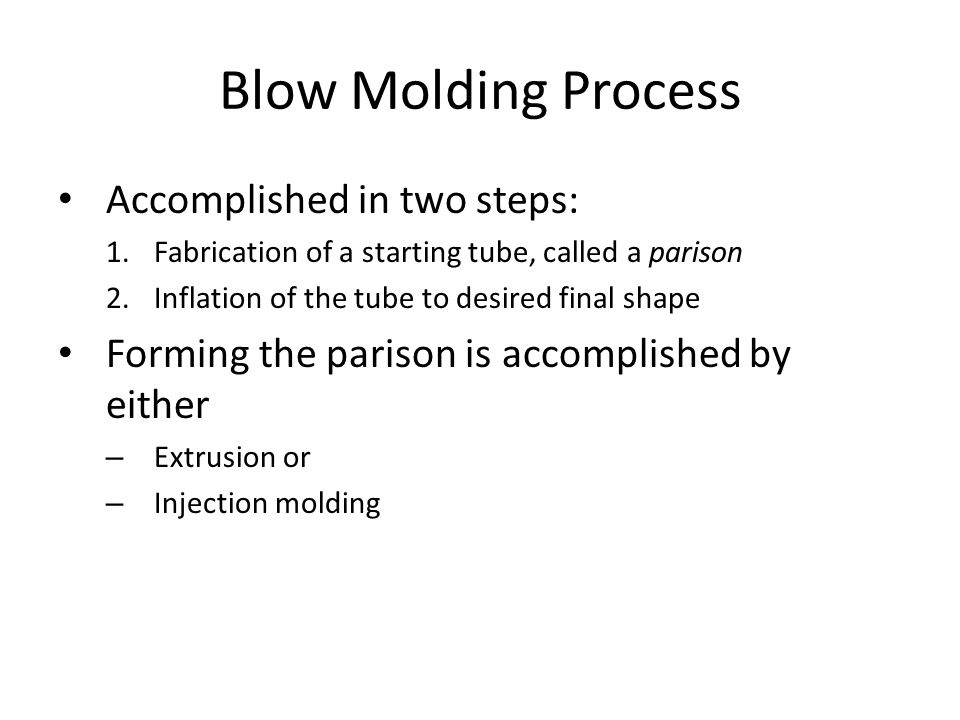 injection molding process steps pdf