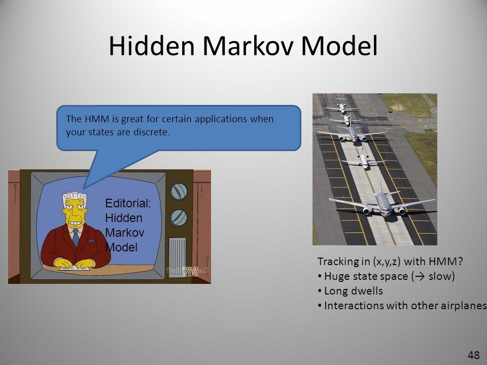 Hidden Markov Model Editorial: Hidden Markov Model