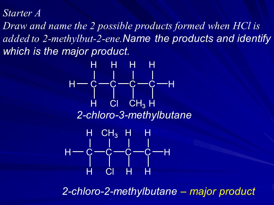 2-chloro-3-methylbutane