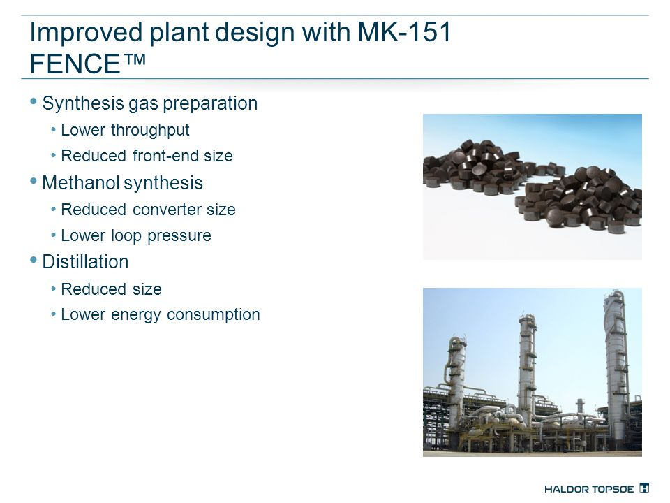 Improved plant design with MK-151 FENCE™