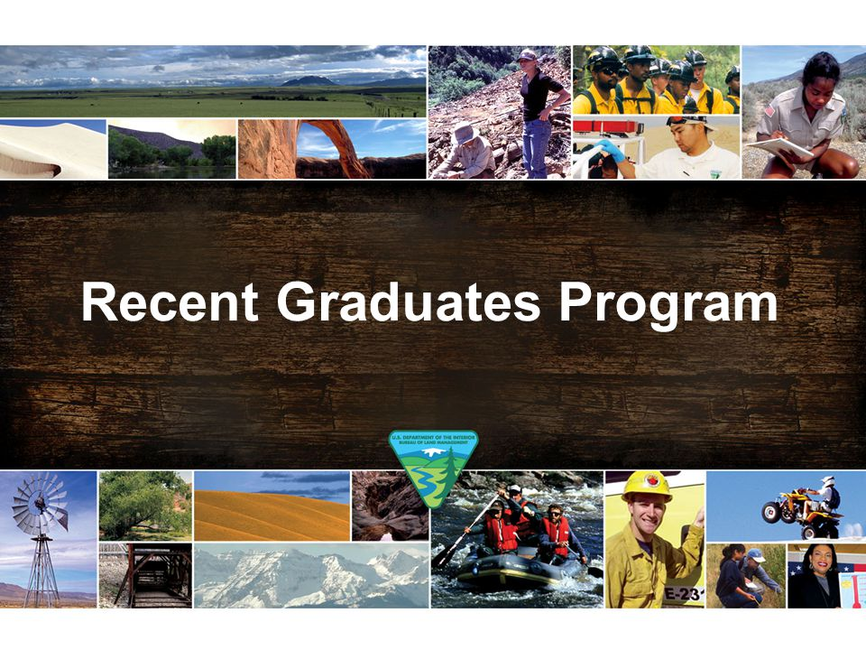 Recent Graduates Program