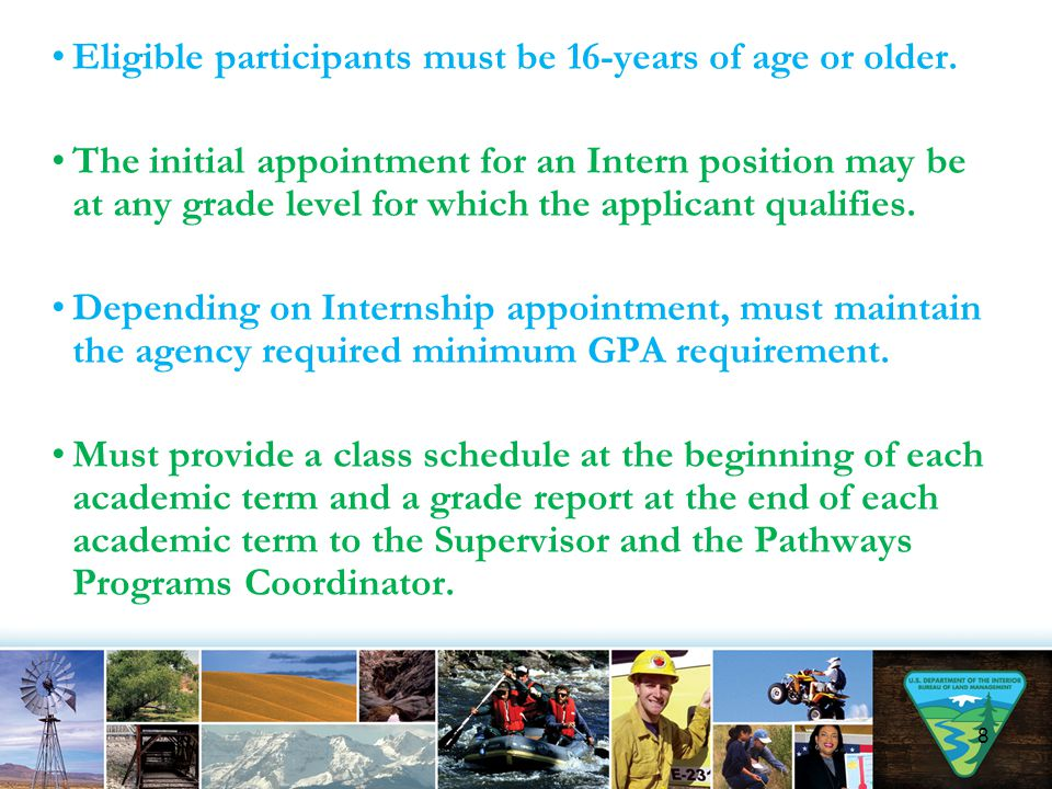 Eligible participants must be 16-years of age or older.