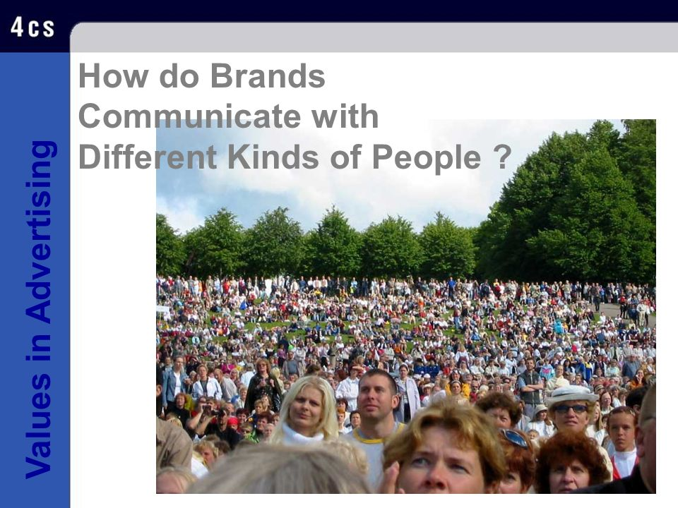 How do Brands Communicate with