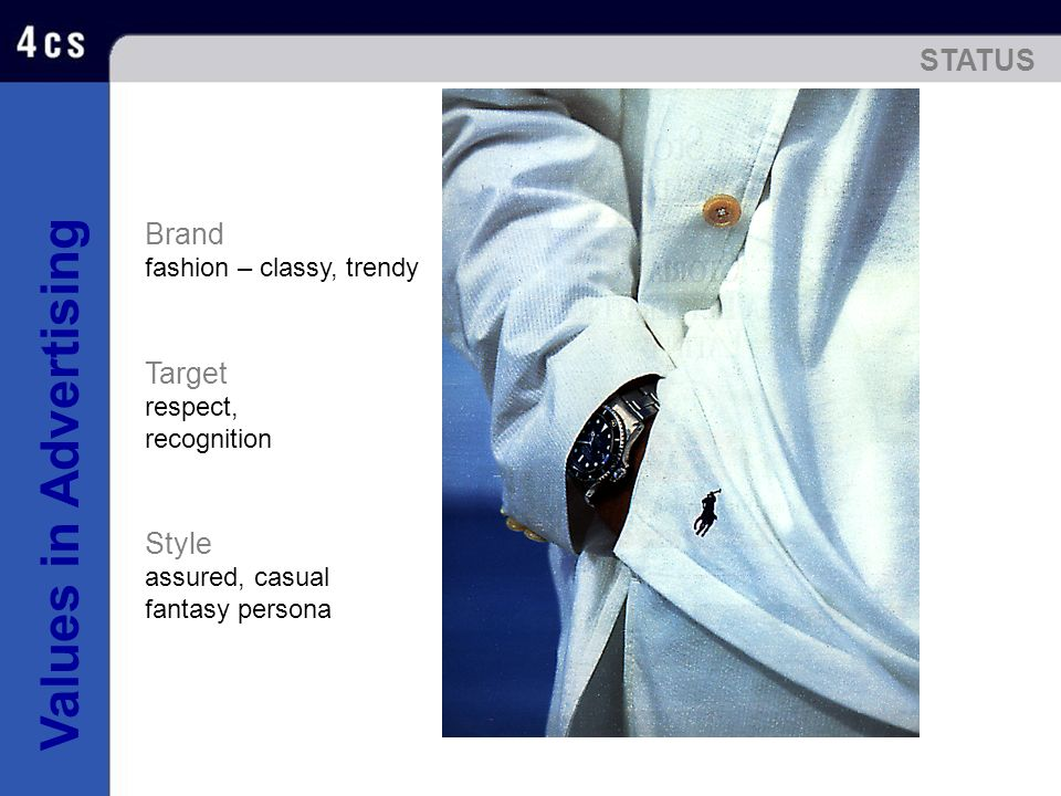 STATUS Brand Target Style fashion – classy, trendy