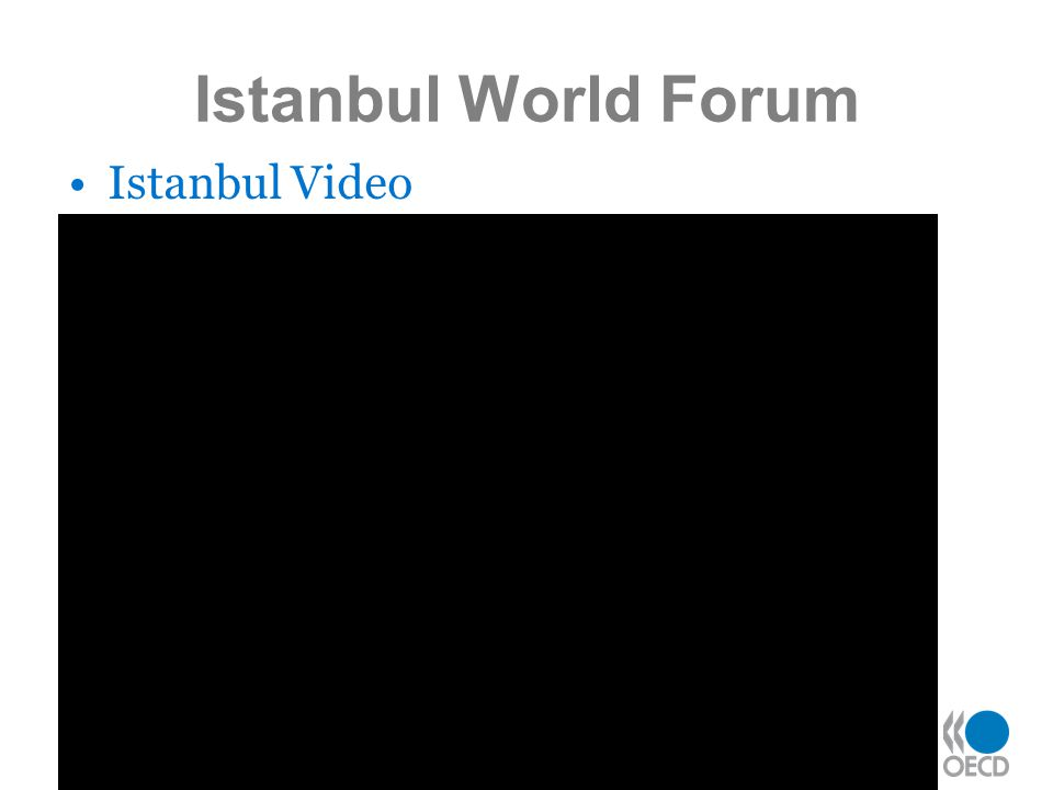 Istanbul World Forum Istanbul Video