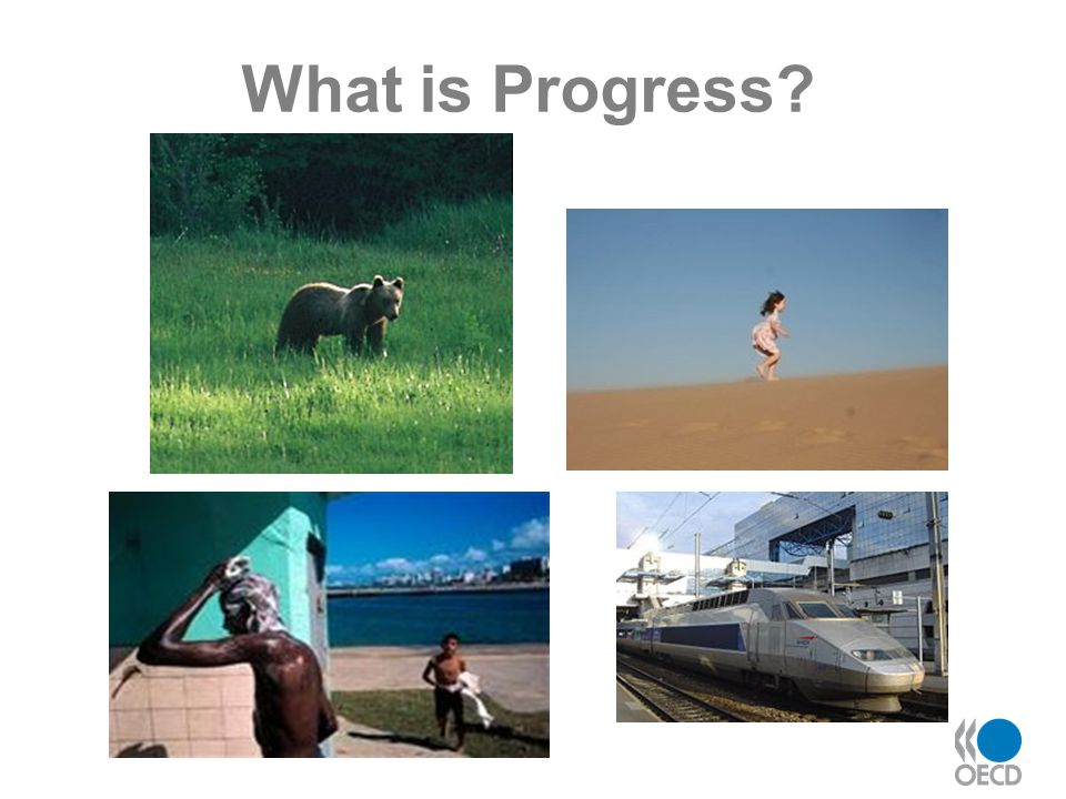 What is Progress