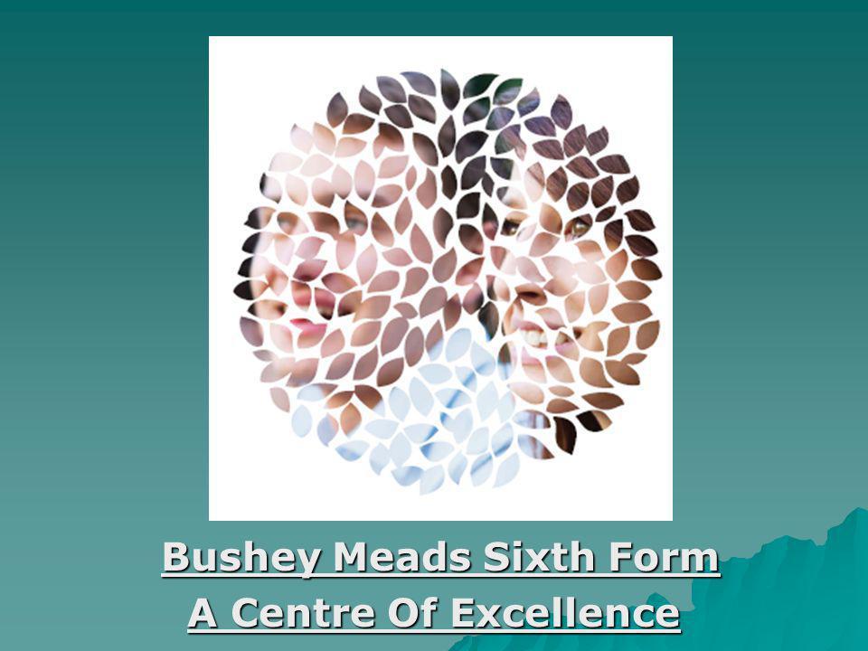 Bushey Meads Sixth Form