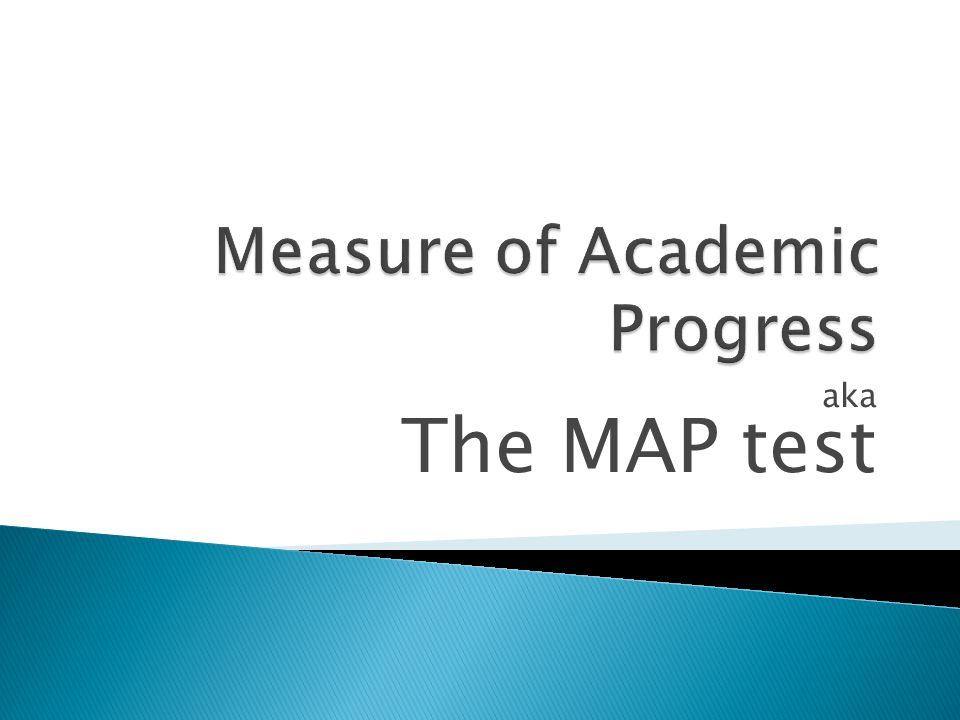Measure of Academic Progress