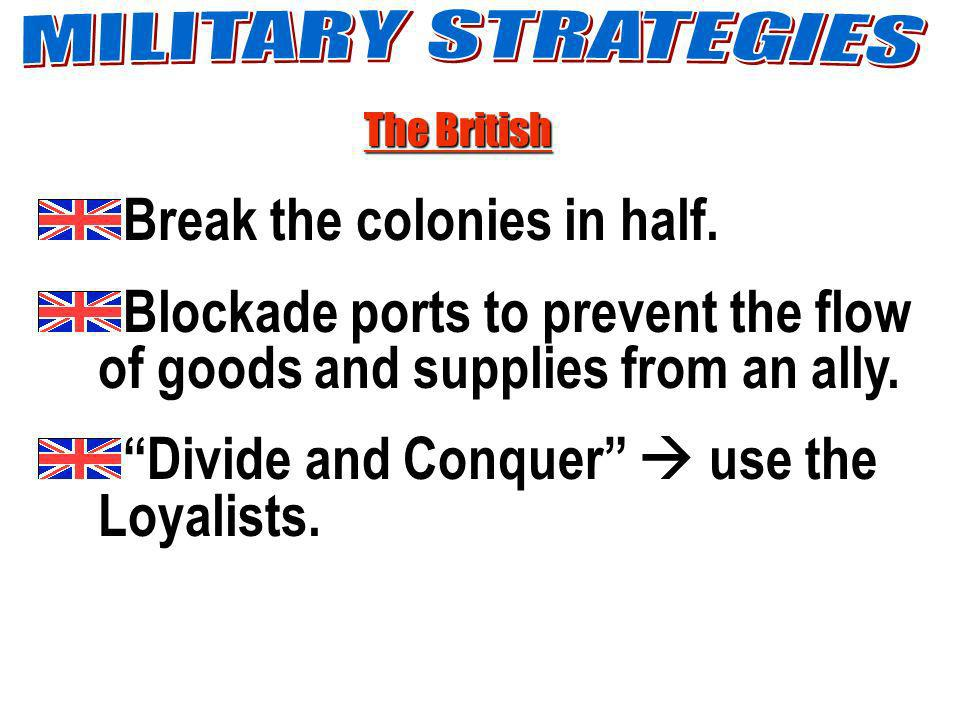 Break the colonies in half.