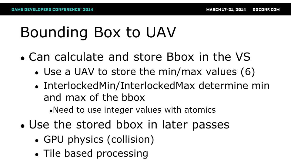 Bounding Box to UAV Can calculate and store Bbox in the VS