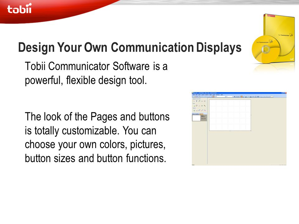 Design Your Own Communication Displays