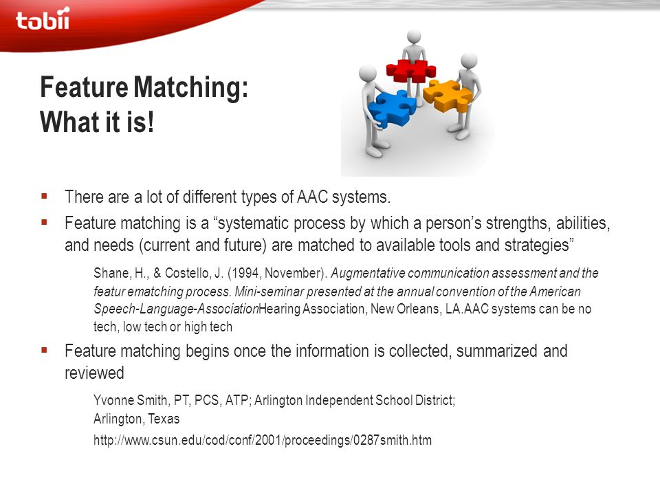 Feature Matching: What it is!