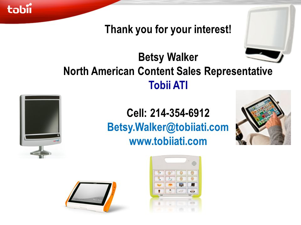 Thank you for your interest! Betsy Walker