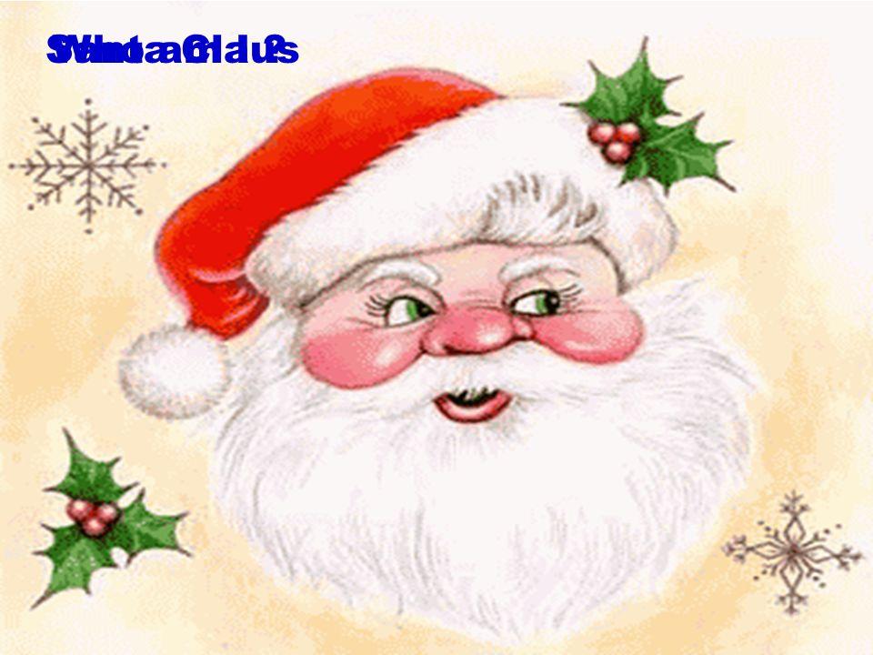 Santa Claus Who am I