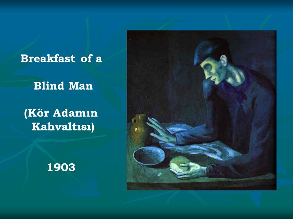 Breakfast of a Blind Man (Kör Adamın Kahvaltısı) 1903