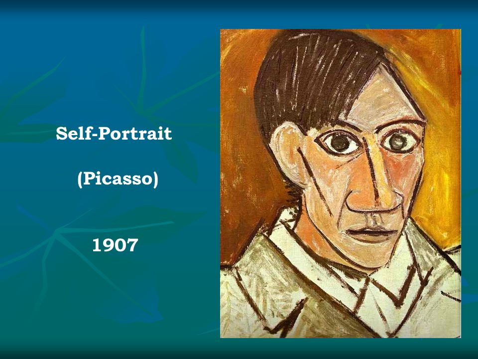 Self-Portrait (Picasso) 1907