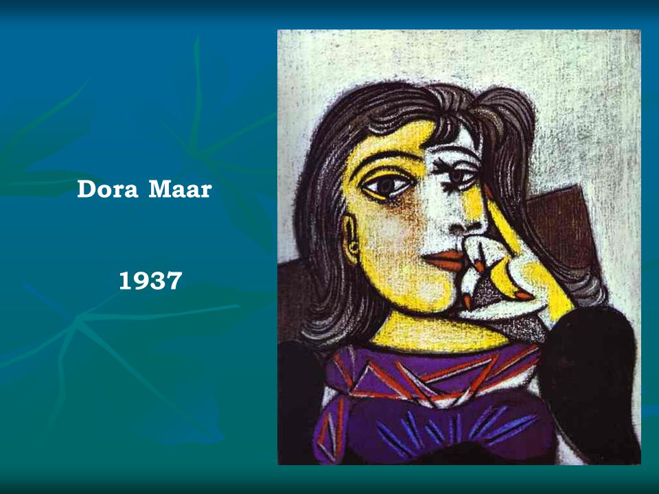 Dora Maar 1937