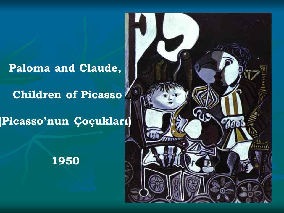 (Picasso'nun Çoçukları)