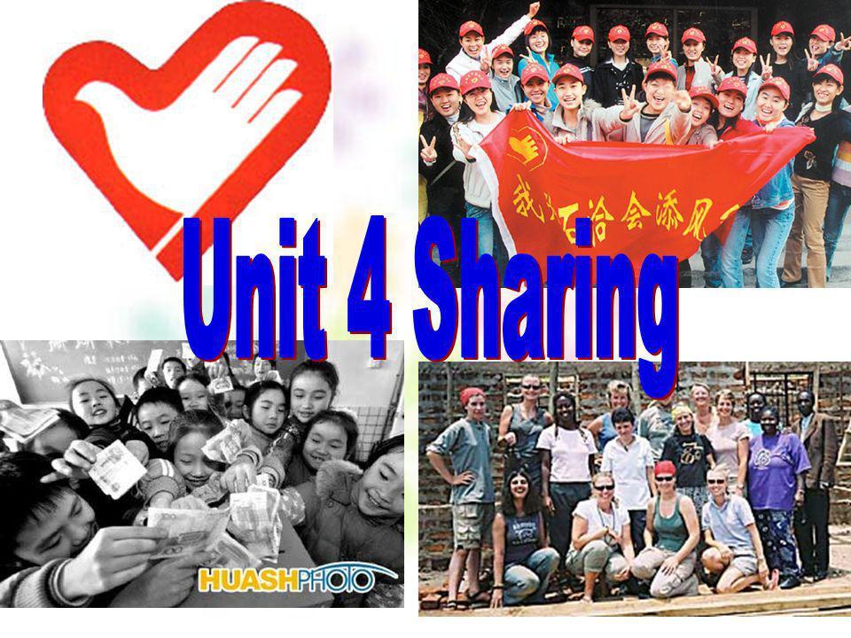 Unit 4 Sharing