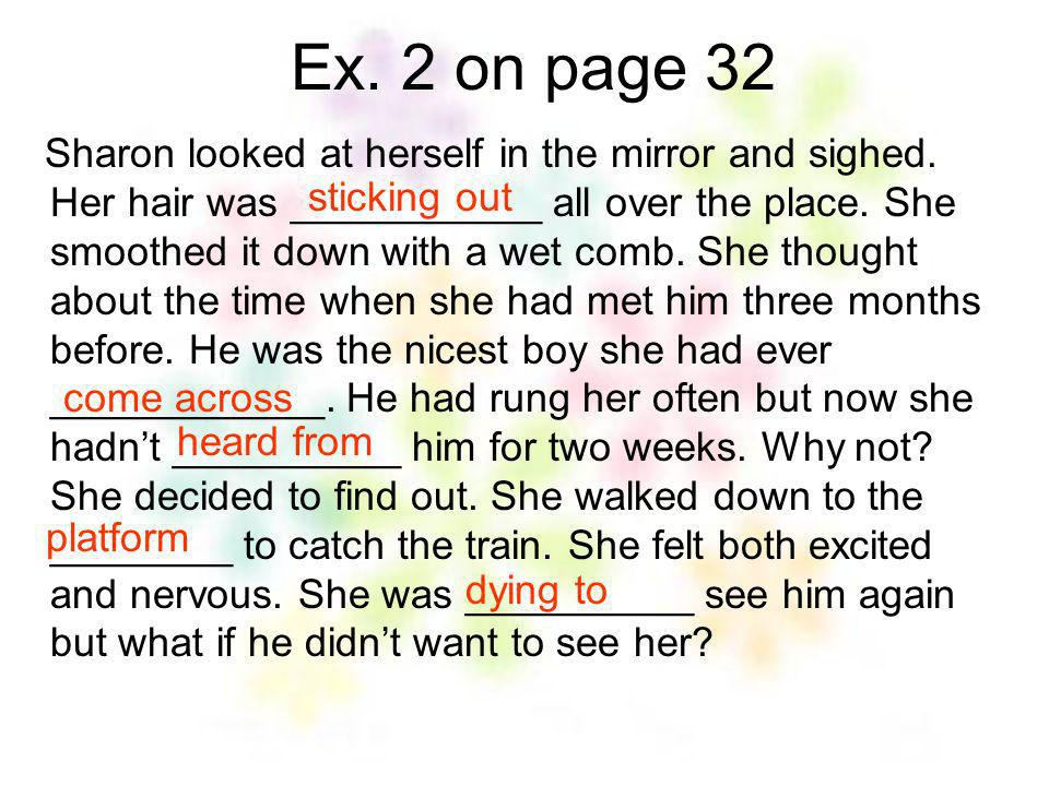 Ex. 2 on page 32