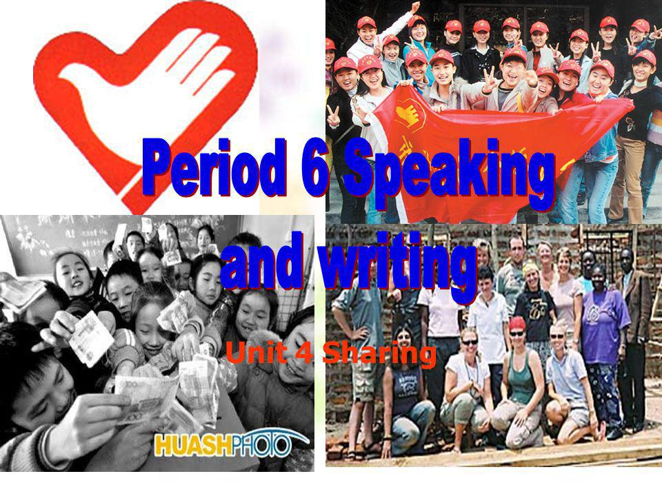 Period 6 Speaking and writing