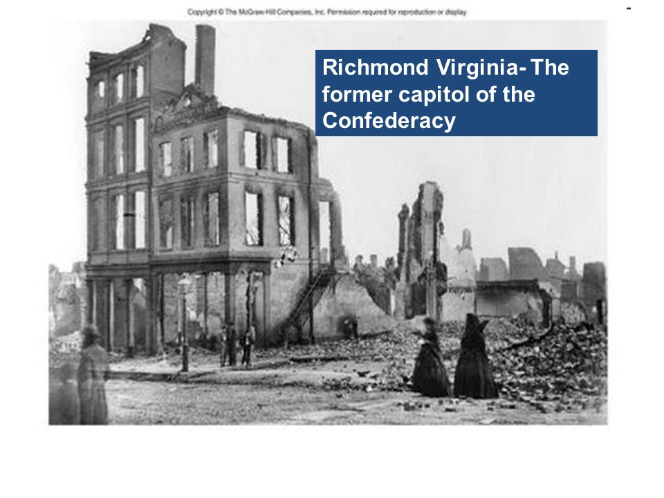 Richmond Virginia- The former capitol of the Confederacy
