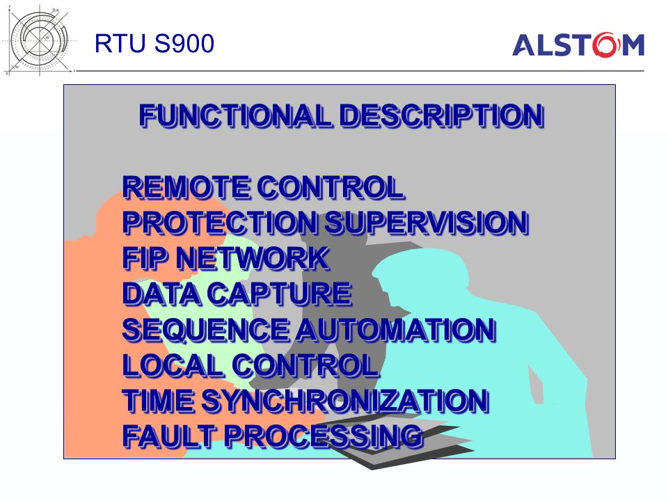 FUNCTIONAL DESCRIPTION REMOTE CONTROL PROTECTION SUPERVISION