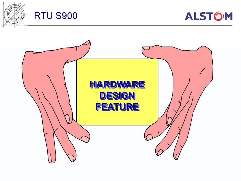 RTU S900 HARDWARE DESIGN FEATURE