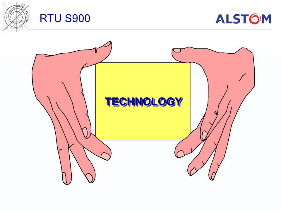 RTU S900 TECHNOLOGY