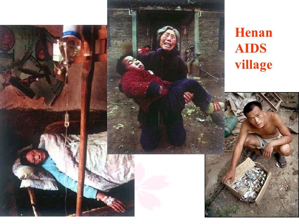 Henan AIDS village