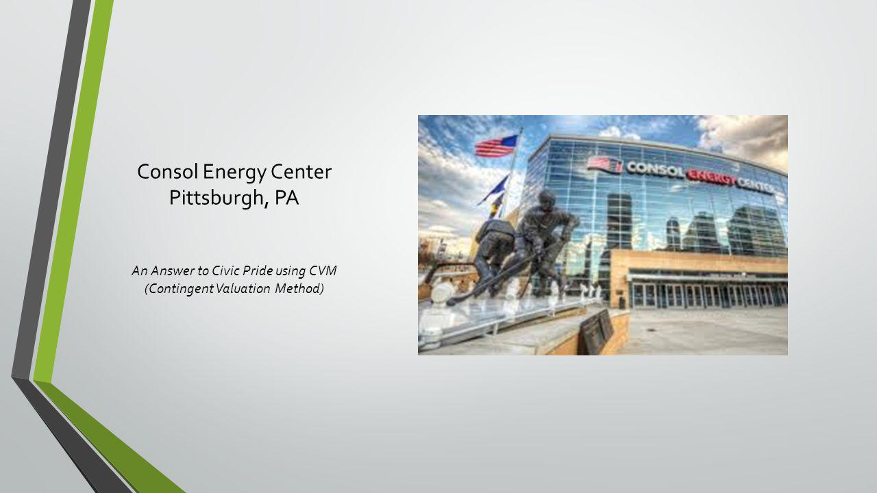 Consol Energy Center Pittsburgh, PA