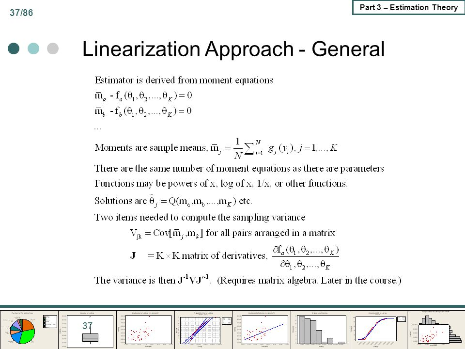 Linearization Approach - General