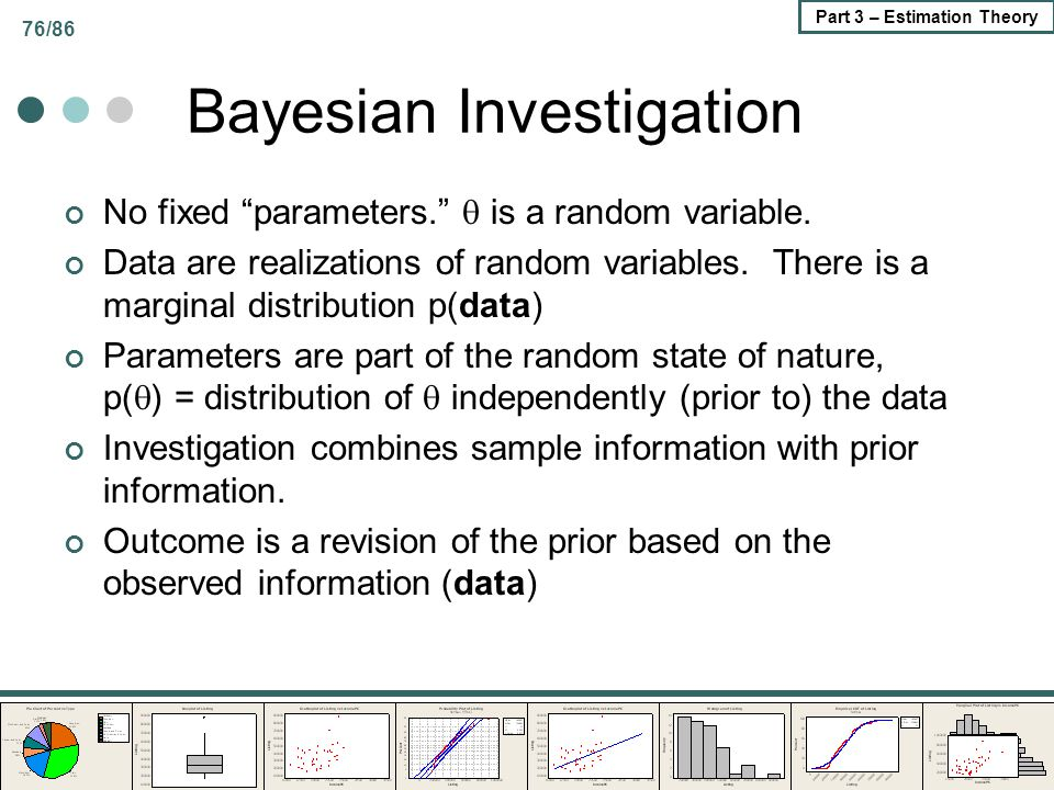Bayesian Investigation