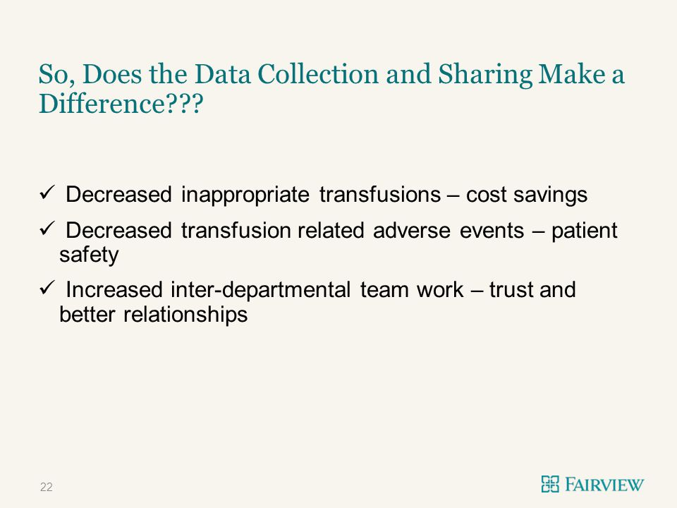 So, Does the Data Collection and Sharing Make a Difference