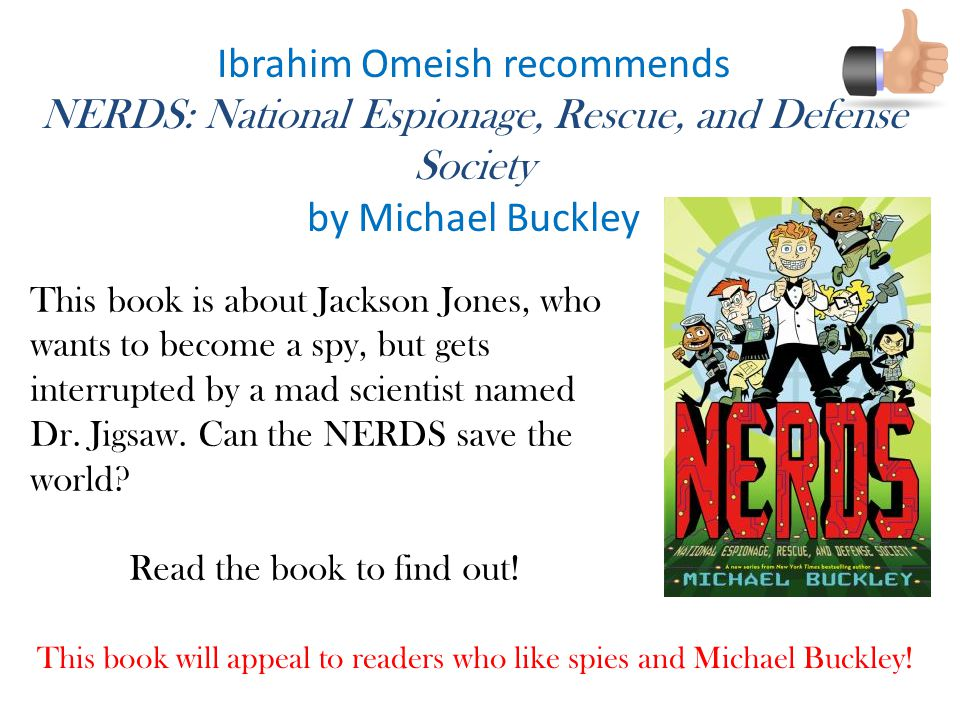 Ibrahim Omeish recommends