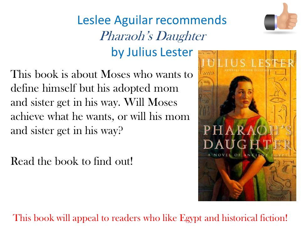 Leslee Aguilar recommends