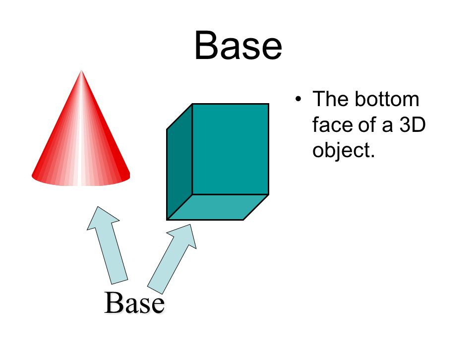 Three Dimensional Shapes 3d Ppt Video Online Download