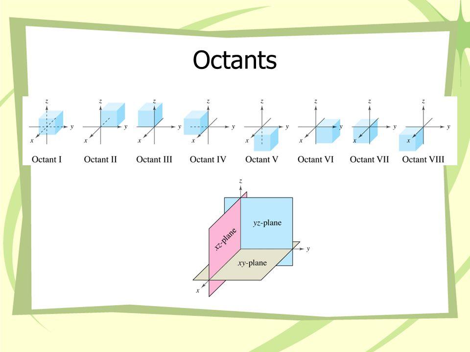 Octants