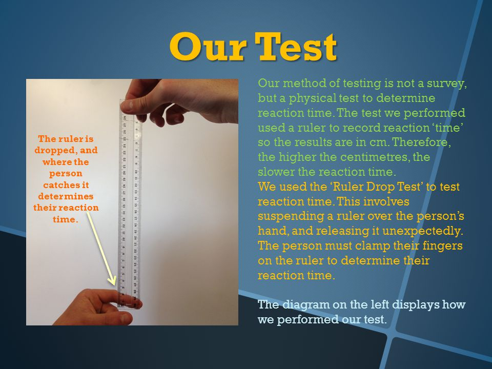 Our Test