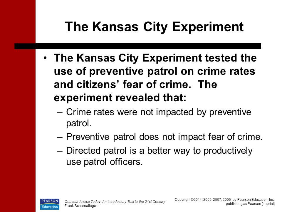 The Kansas City Experiment