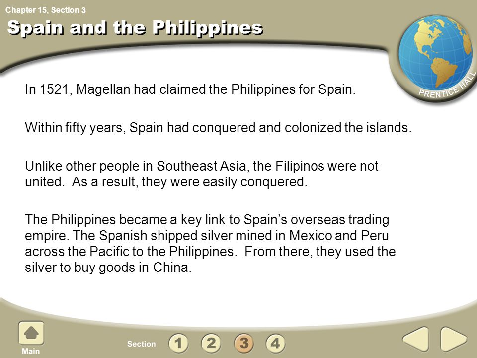 Spain and the Philippines