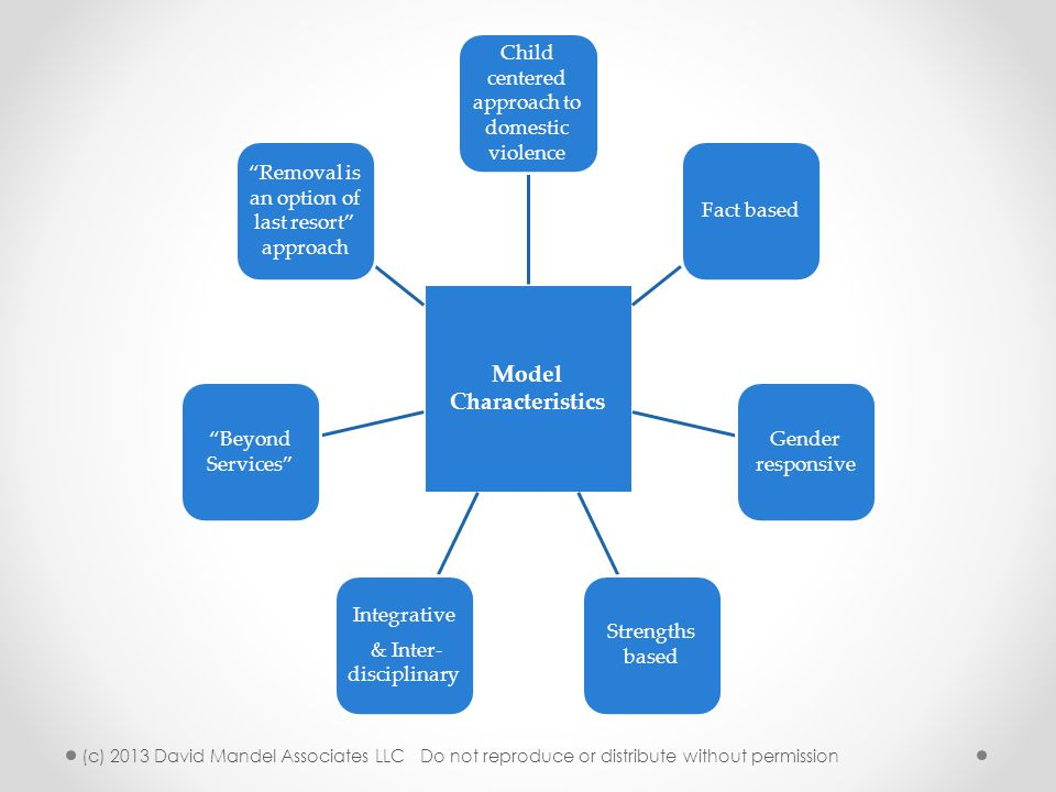 Model Characteristics