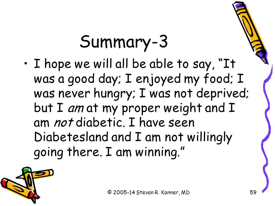 Summary-3