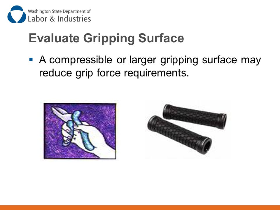 Evaluate Gripping Surface